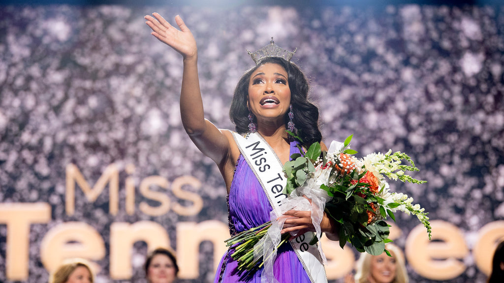 Brianna Mason Becomes First Black Woman Crowned Miss Tennessee