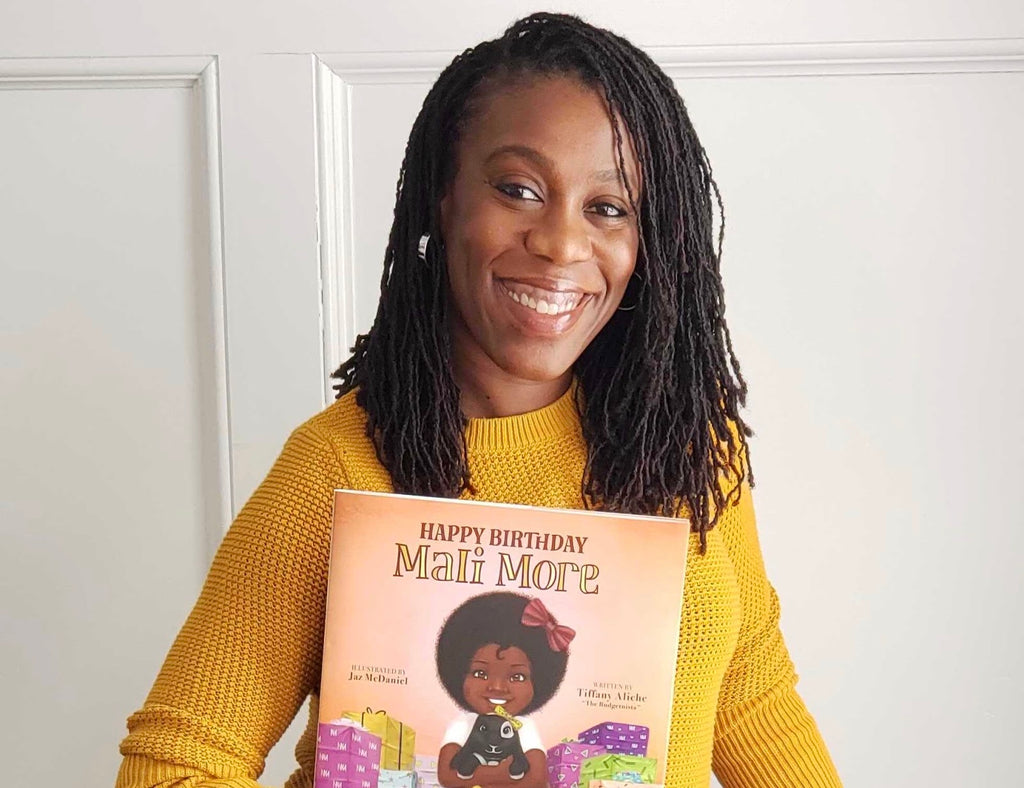 Budgeting Guru Tiffany Aliche Releases New Children's Book to Promote Financial Literacy