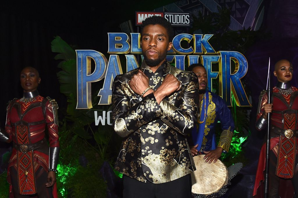 The 'Black Panther' Premiere Was Black Excellence At Its Peak