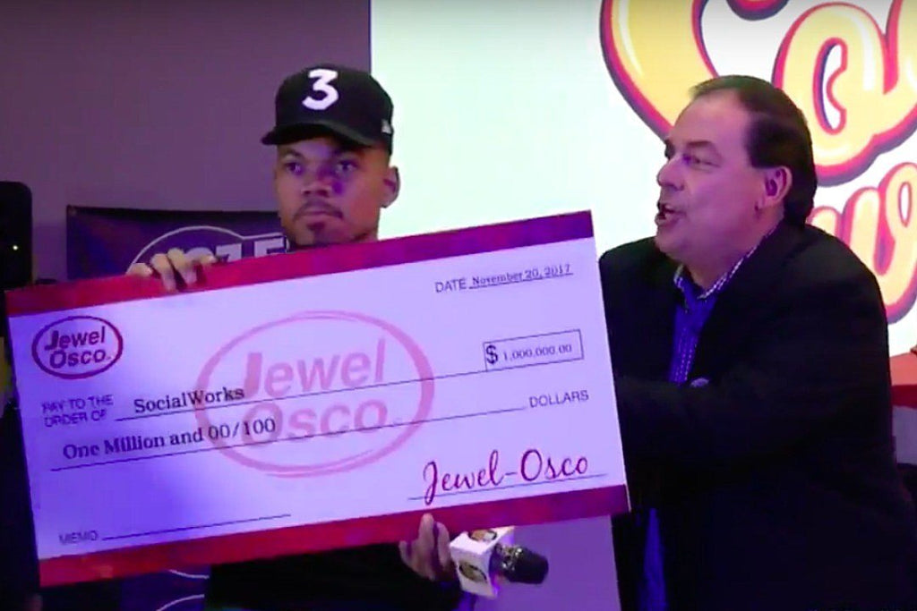 Chance The Rapper Secures $1 Million Donation To Chicago Public Schools