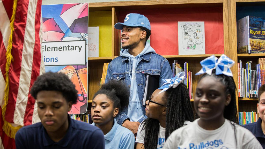 Chance The Rapper Partners With Lyft To Raise Money For Chicago Public Schools