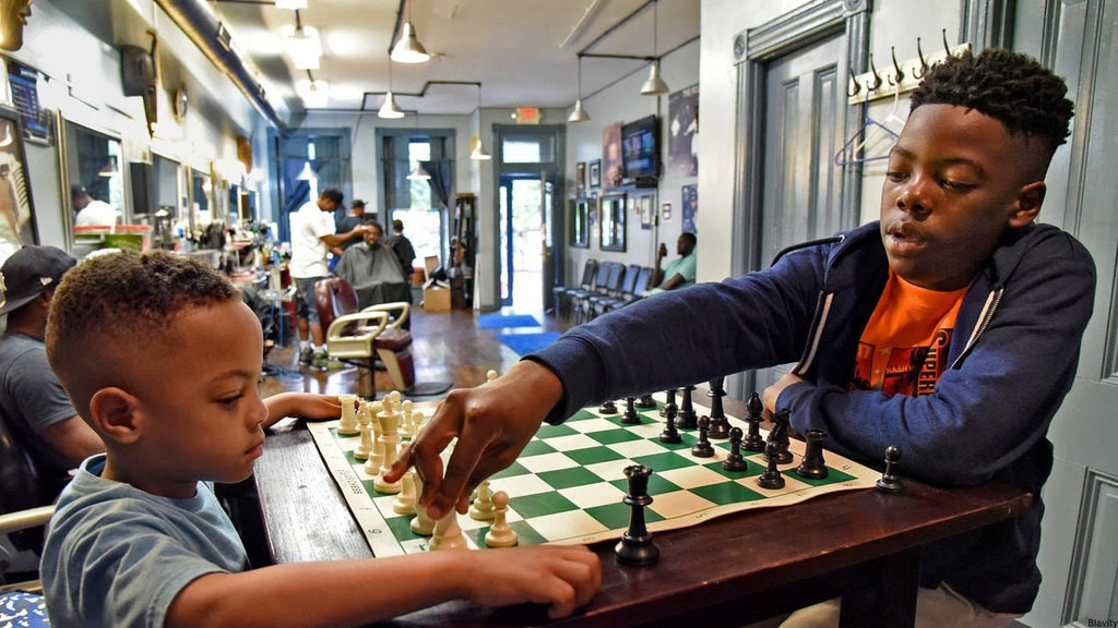 Meet 12-Year-Old Cahree Myrick, Baltimore's First Ever National Youth Chess Champion