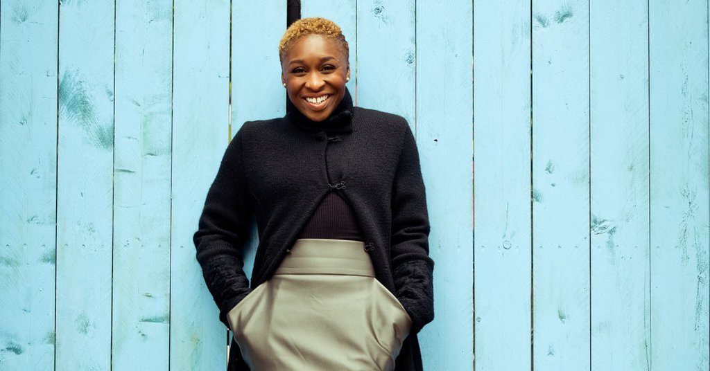 Tony Award Winner Cynthia Erivo Set To Play The Iconic Harriet Tubman In New Biopic