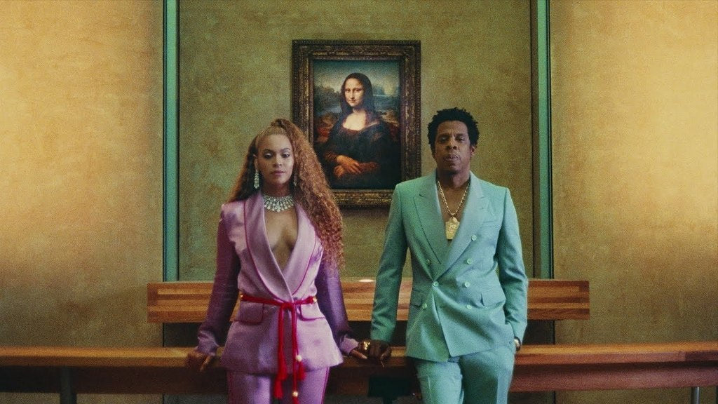 Thanks To Beyoncé And Jay-Z, Mona Lisa Has A Reason To Smile