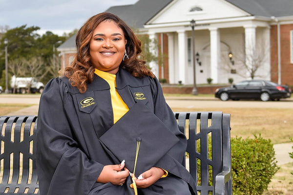 This HBCU Grad Made History As the First Person In Louisiana To Earn A Degree In Cybersecurity