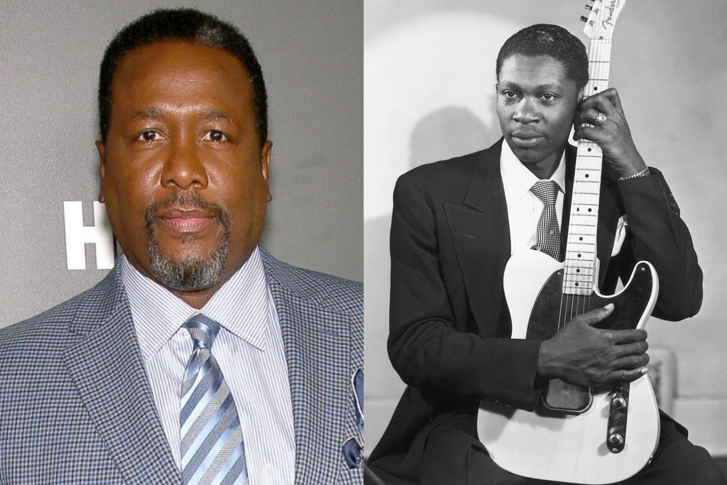 Wendell Pierce Set To Play B.B. King In Biopic About The Iconic Blues Singer