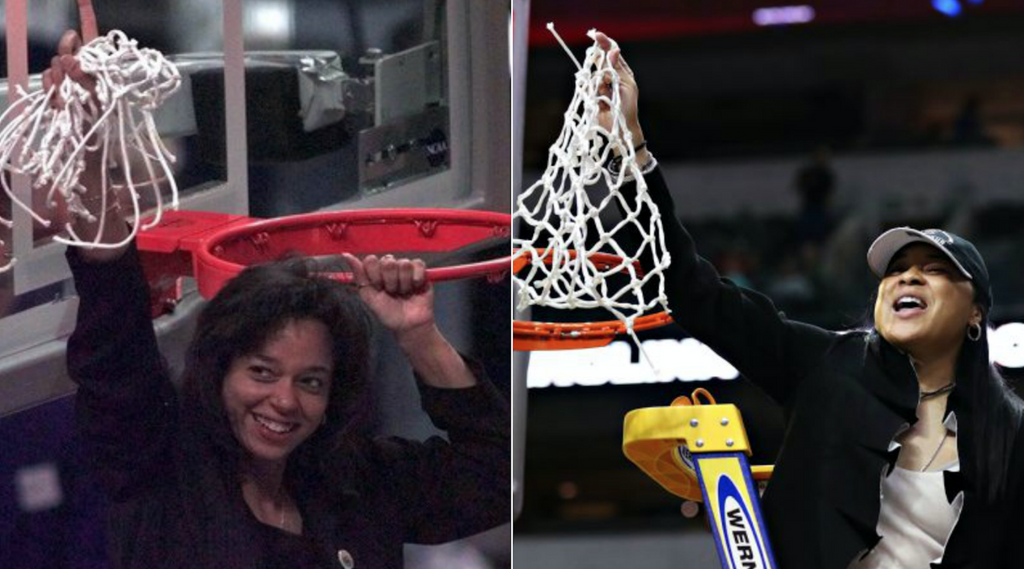Dawn Staley Joins Carolyn Peck As The Only Two African American Women To Coach A National Champion