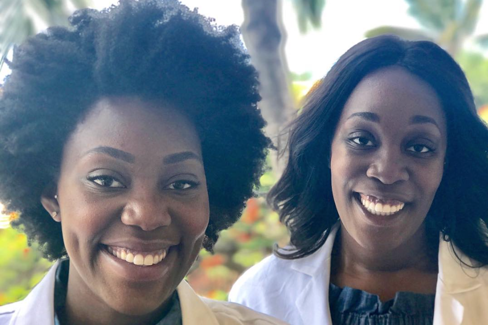 These Two Sisters Are Using Social Media To Share Their Journey Through Medical School And Residency