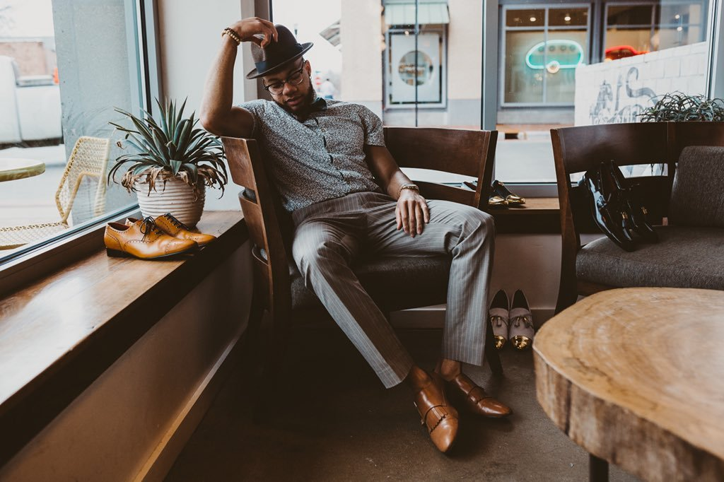 After Losing Both Parents In College, This 23-Year-Old Launched A Luxury Shoe Business That's Inspiring Thousands