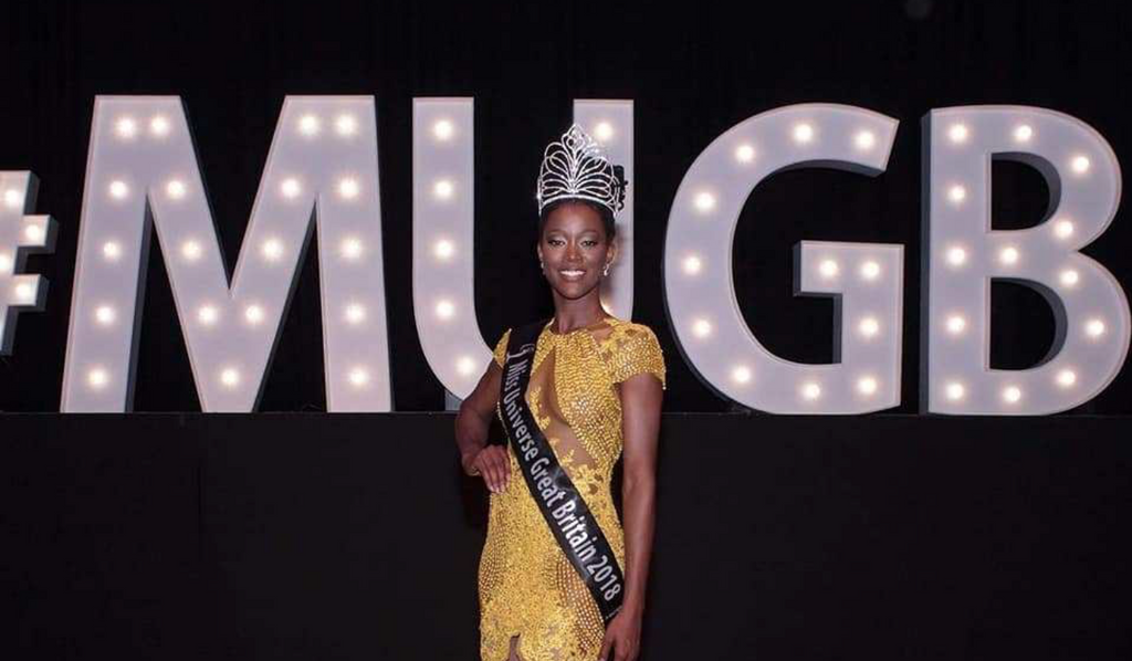 Dee-Ann Kentish-Rogers Makes History As The First Black Woman To Win Miss Universe Great Britain