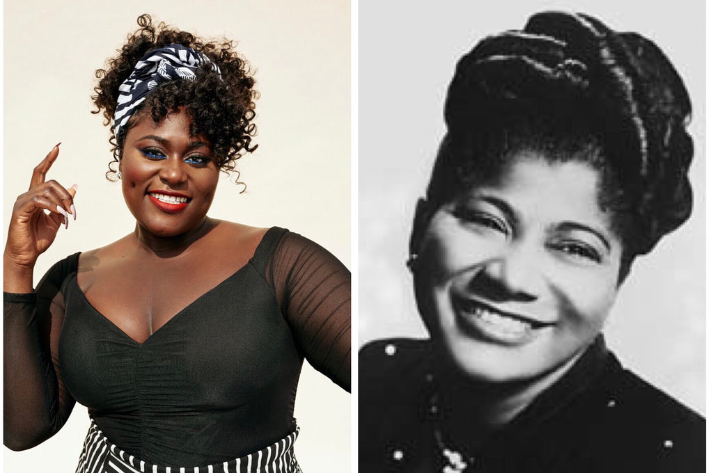 Actress Danielle Brooks Set To Star In Lifetime's Biopic About Gospel Icon Mahalia Jackson