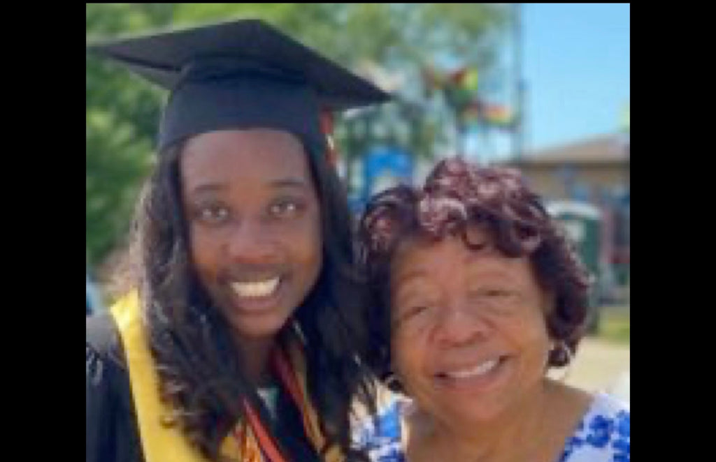 Illinois Teen Follows In Her Grandmother's Footsteps By Making History As Her High School's First Black Female Valedictorian