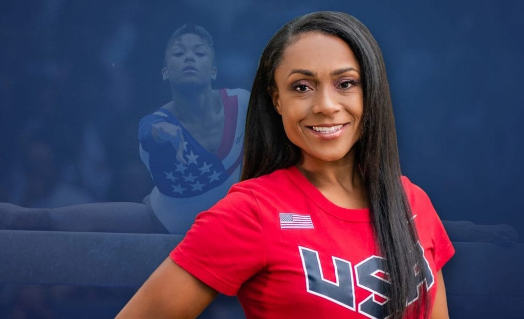 World Renowned Gymnast Dominique Dawes Is Opening a Gymnastics Academy