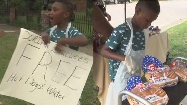 6-Year-Old Donates Money Saved for Disney to Hurricane Dorian Evacuees