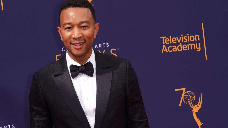 John Legend Becomes First Black Man To Achieve EGOT Status