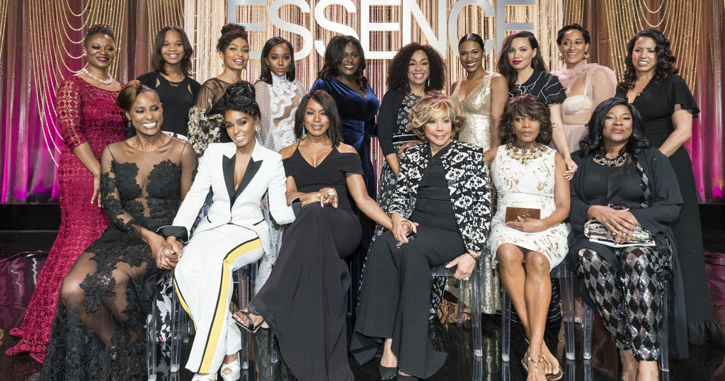 Watch Black Girl Magic Unfold At Essence's 10th Annual Black Women In Hollywood Awards