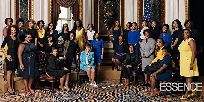 #WCW: The 29 Black, Beautiful & Brilliant Women Who Worked In The Obama Administration