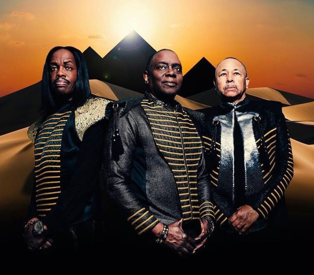 Earth, Wind, & Fire Makes History As The First Black Musical Group To Be Inducted Into The Kennedy Center Honors