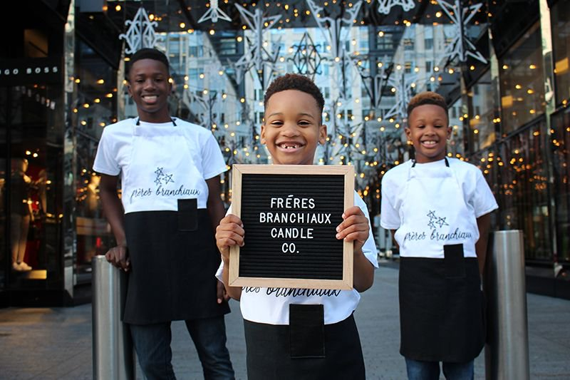 Macy's Stores Pick Up Eco-Friendly Candle Brand from Young, Gifted, and Black D.C. Brothers
