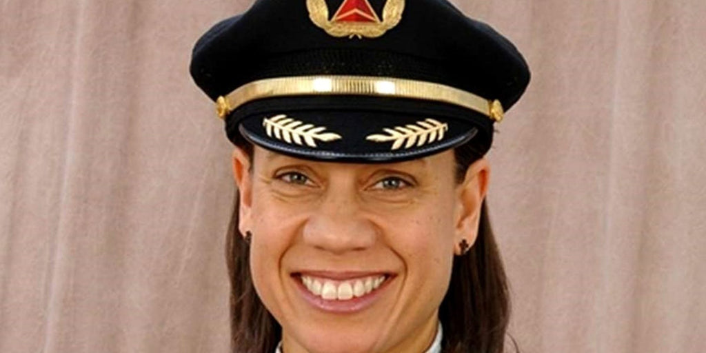 Stephanie Johnson Is Now Soaring The Skies As Delta's First Black Female Captain
