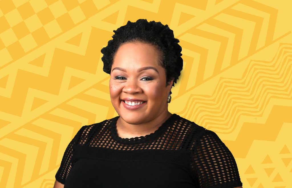 Yamiche Alcindor Awarded the 4th Annual Gwen Ifill Award by the International Women's Media Foundation