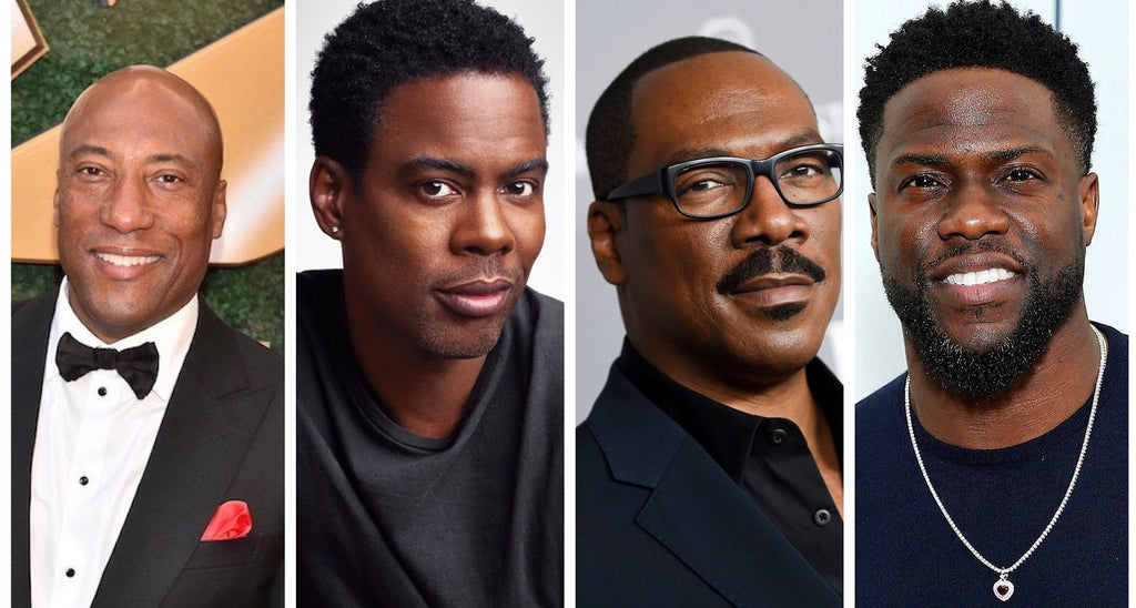 Byron Allen Set To Air Comedy Special Featuring Chris Rock, Eddie Murphy & Kevin Hart  In Support Of 'Feeding America'