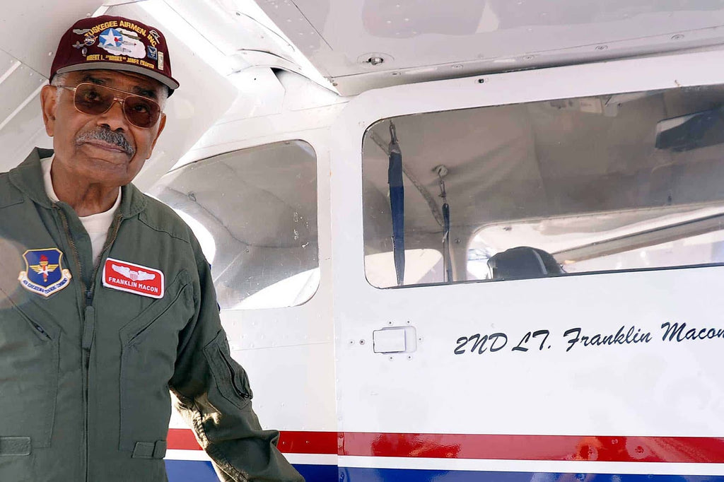97-Year-Old Tuskegee Airman Receives 2nd Congressional Medal For His Service