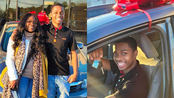 Georgia Woman Purchases A New Car For Student Who Walked 7 Miles To Work Each Day