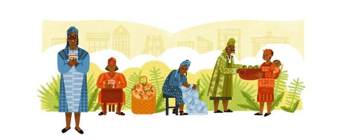 Google Doodle Celebrates Pioneering Entrepreneur Esther Afua Ocloo's 98th Birthday