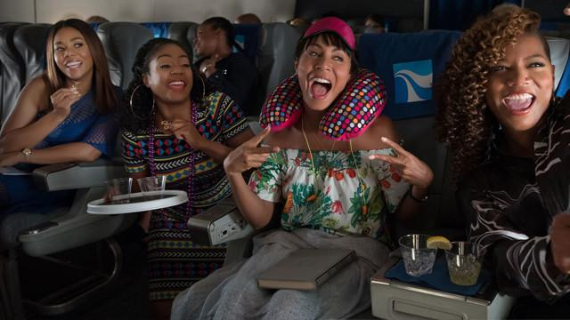 Black Girl Magic For The Win: 'Girls Trip' Scores Year's Biggest Opening Weekend For A Live-Action Comedy