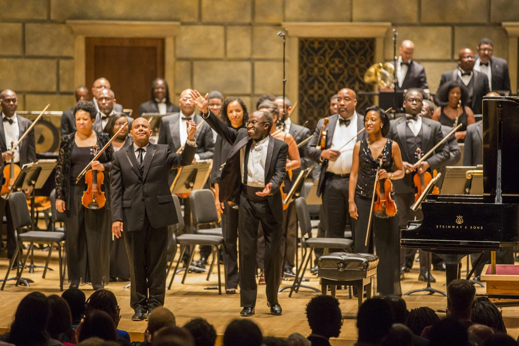 Gateways Music Festival Orchestra Makes History as First All-Black Orchestra to Feature at Carnegie Hall in Its 130-Year-History
