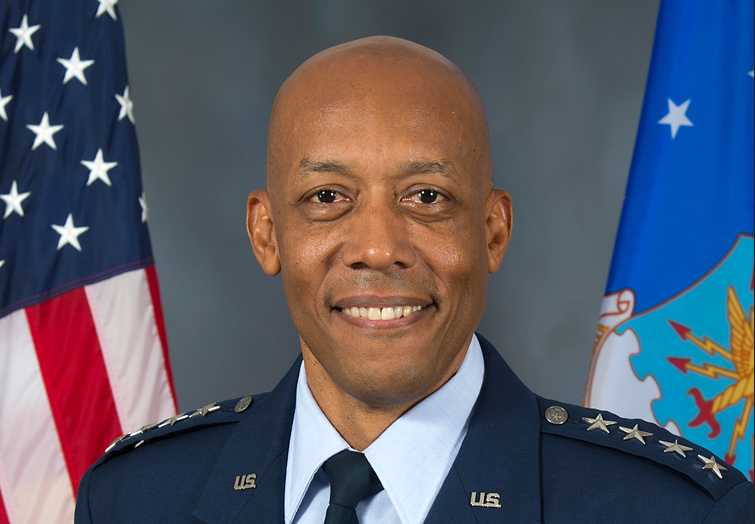 Once His Nomination is Confirmed, He Will Become The United States Air Force's First Black Chief Of Staff