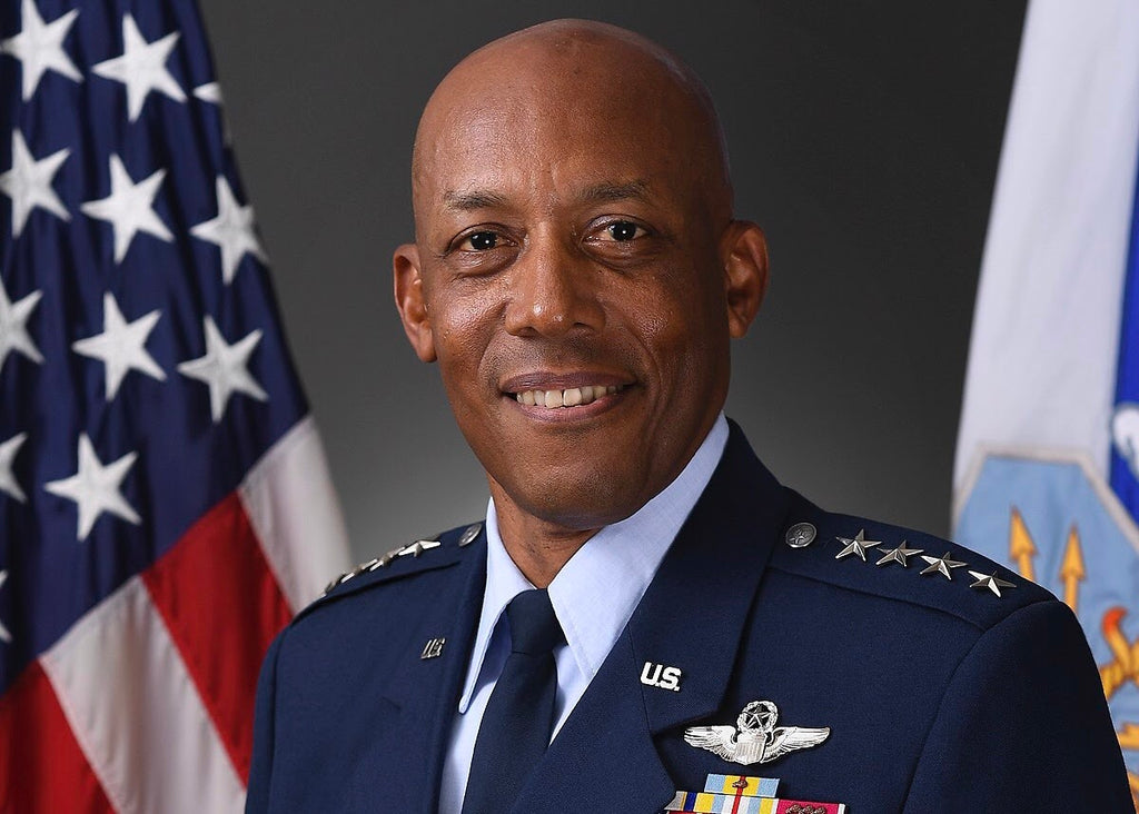 General Charles Q. Brown Makes History As The United States Air Force First Black Chief of Staff