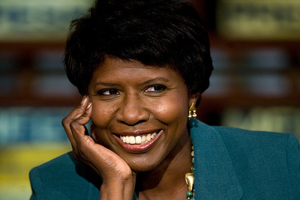 U.S.Postal Service Honors Gwen Ifill With Forever Stamp