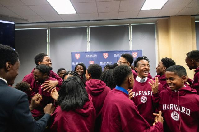 Video: 26 Black Atlanta Students Get Surprise Acceptance Into The Harvard Debate Council Diversity Project