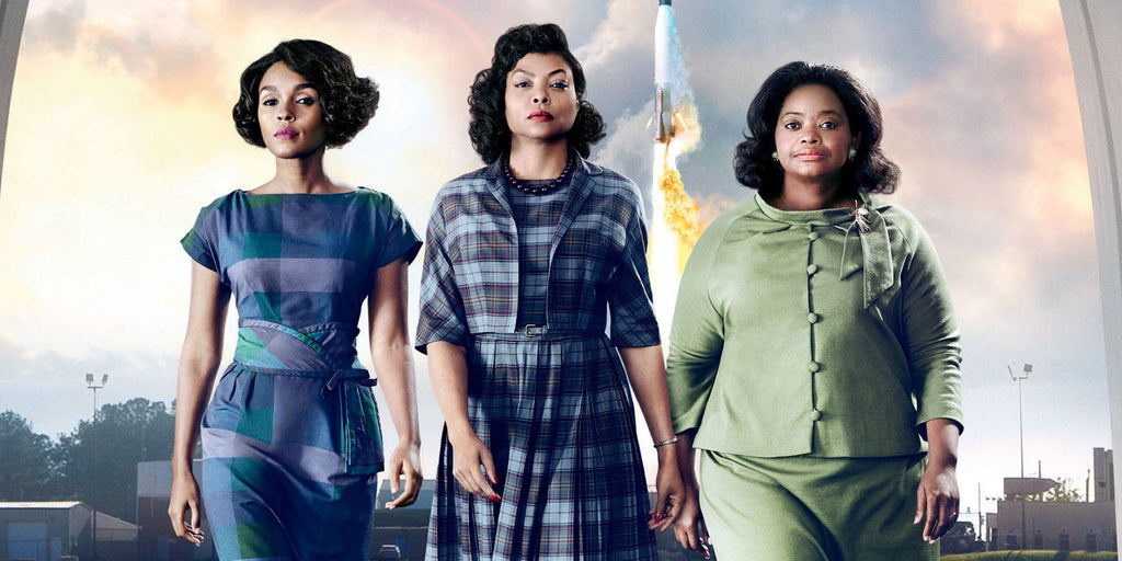 Hidden Figures Unseats Star Wars Film for The #1 Spot at the Box Office