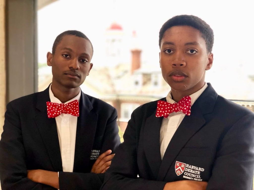 Black Atlanta Youth Make History at Harvard International Debate Competition for Second Year in a Row