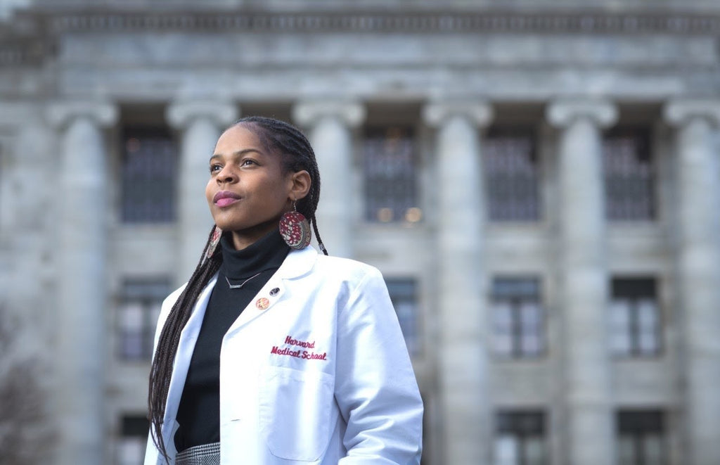 Meet Lash Nolen, Harvard Medical School's First Black Woman To Be Elected Class President