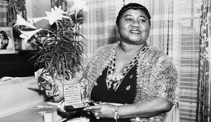 In Development: A Biopic About Hattie McDaniel, The First Black Oscar Winner