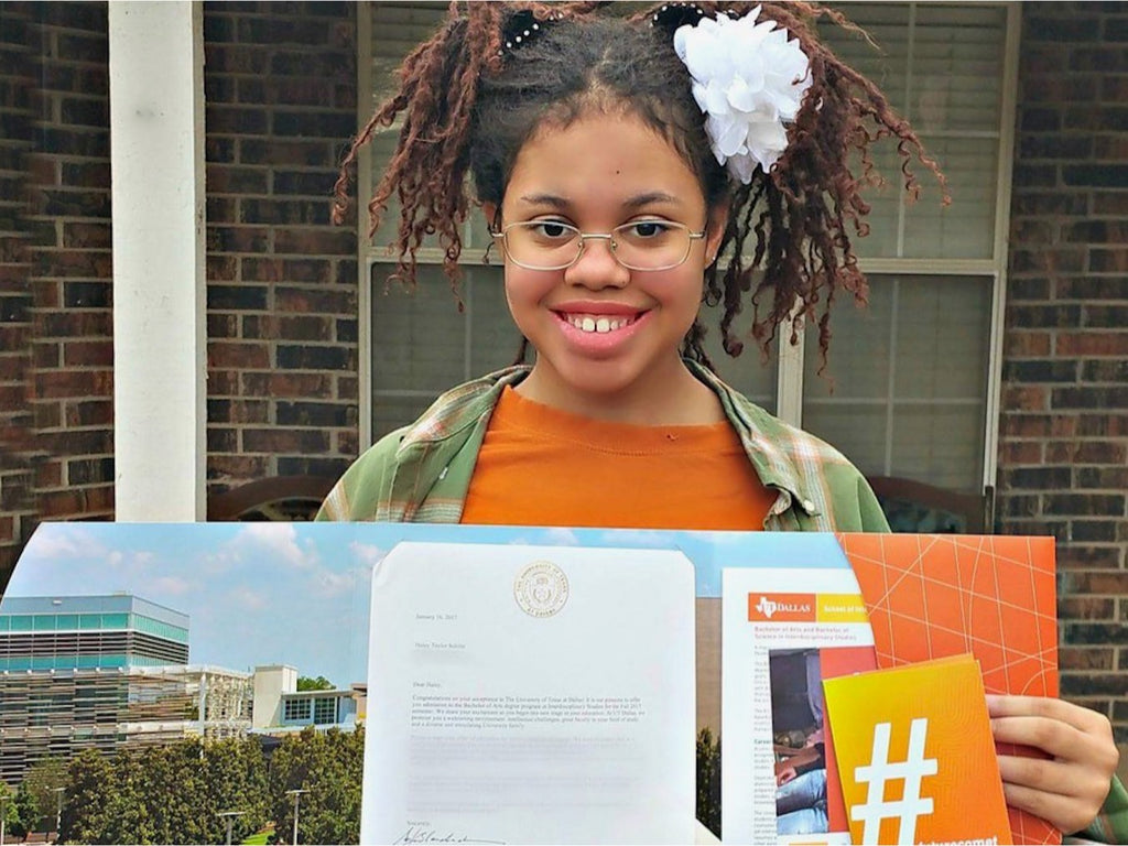 Meet the 16-Year-Old Who Has Already Been Accepted into Nine Different Law Schools
