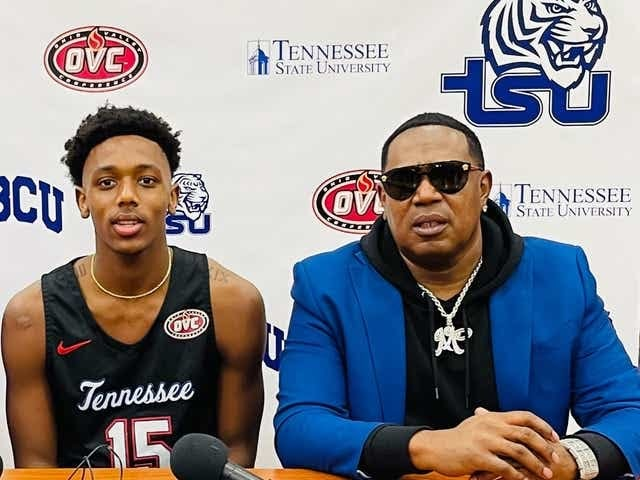 Master P's Son Hercy Miller Commits To Playing Basketball At An HBCU