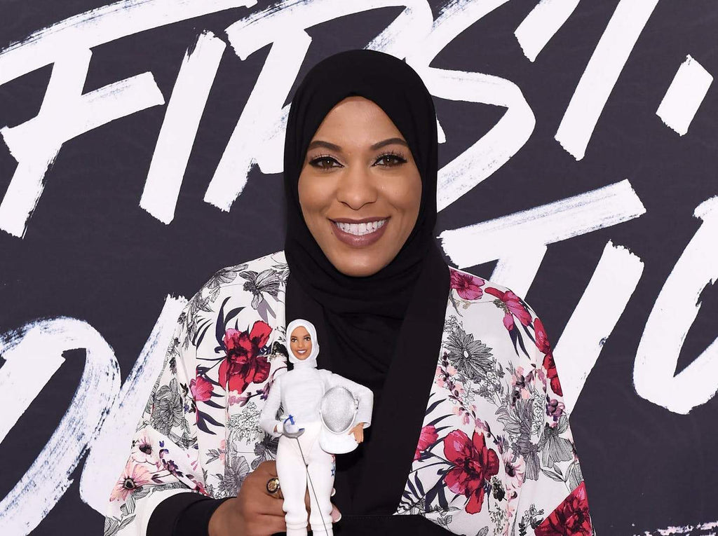 Barbie Honors Ibtihaj Muhammad With Her Very Own Doll