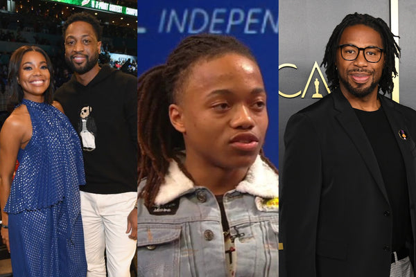 Matthew Cherry, Gabrielle Union, Dwyane Wade and 'Hair Love' Team Invite Student Told To Cut Locs To The Oscars