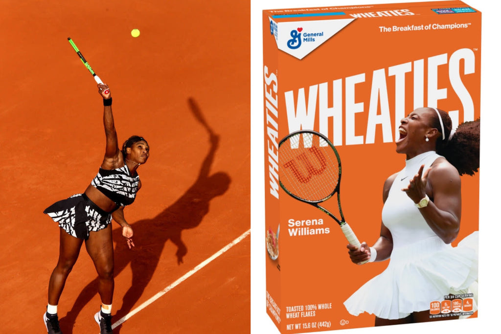 Serena Williams Becomes Second Black Woman Tennis Player to Get a Wheaties Box