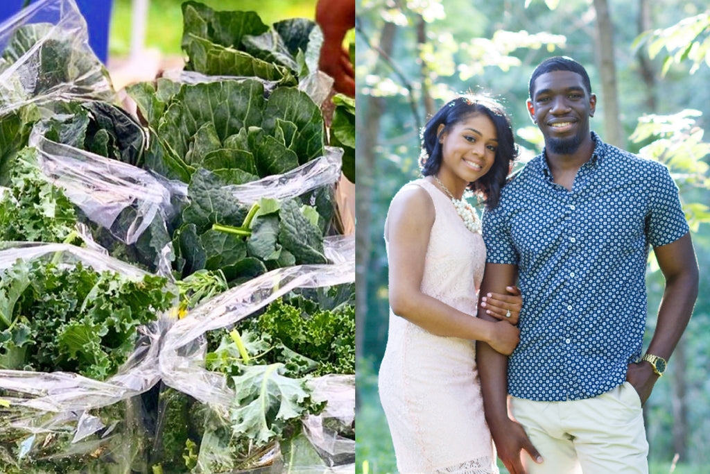 This Couple Launched A Delivery Service To Bring Black Farmers and Food Suppliers To Your Doorstep