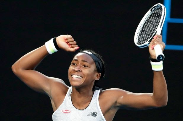 Coco Gauff Makes History With Third Round Win Against Naomi Osaka In Australian Open