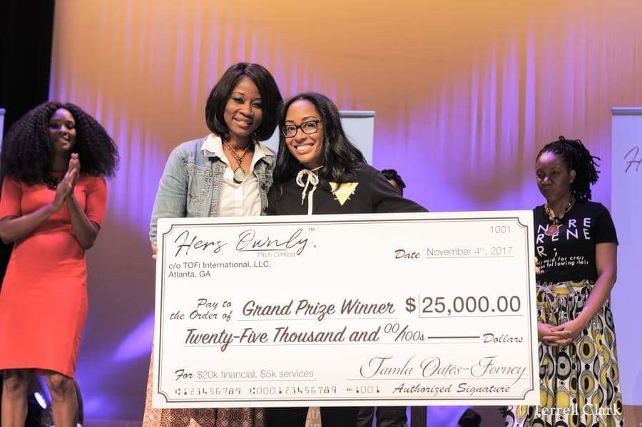 These Women/Girls Entrepreneurs Won Big At TOFi's First-Ever HERs OWNly Pitch Contest