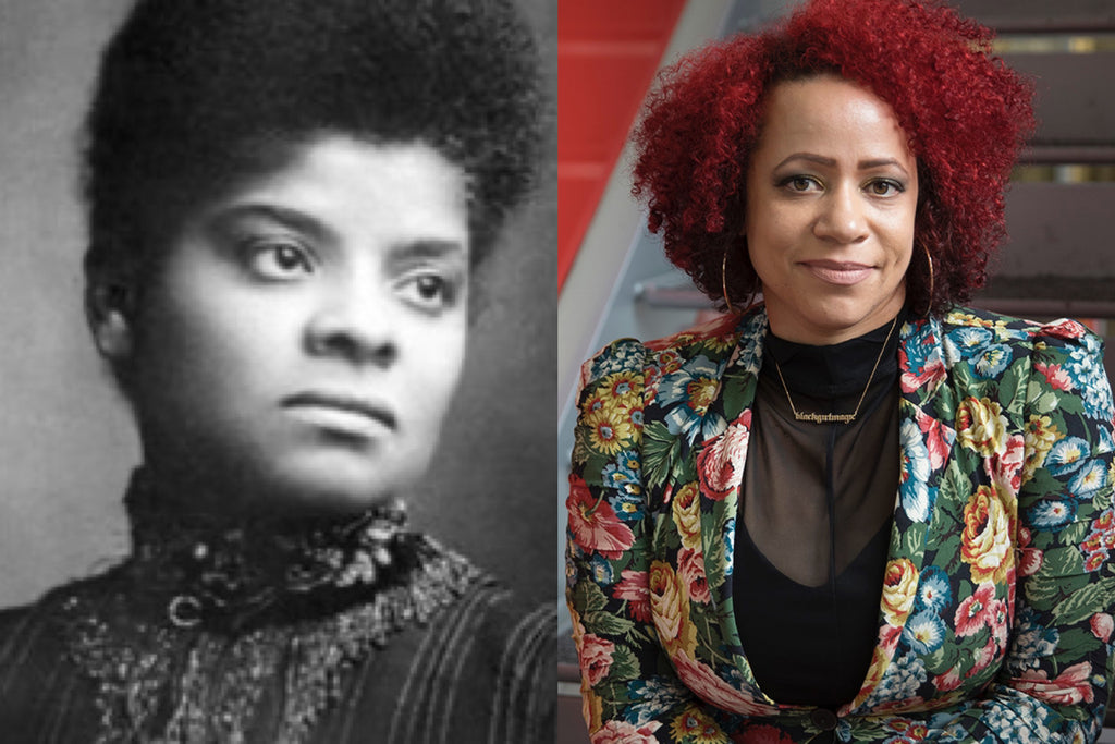 Truth Tellers Ida B. Wells and Nikole Hannah-Jones Of 1619 Project Honored With Pulitzer Prize