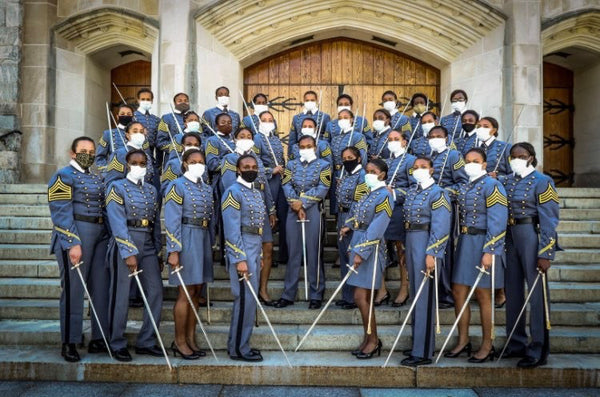 For The Second Year In A Row, Black Women Make History At West Point