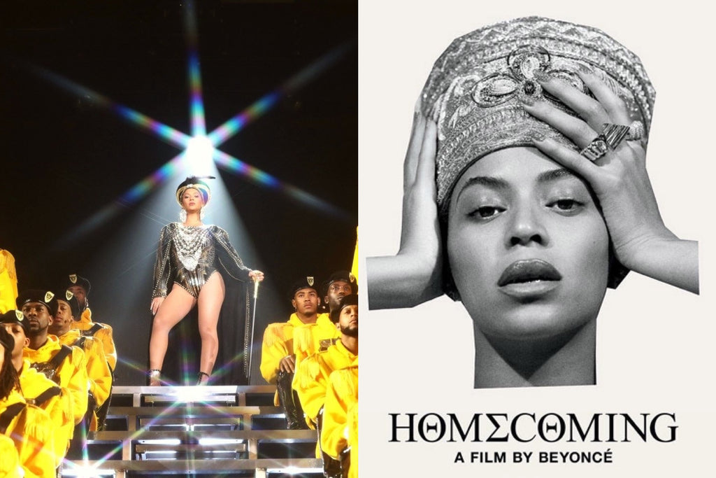 Beyonce's Homecoming is a Masterclass on Black Excellence and Black Pride